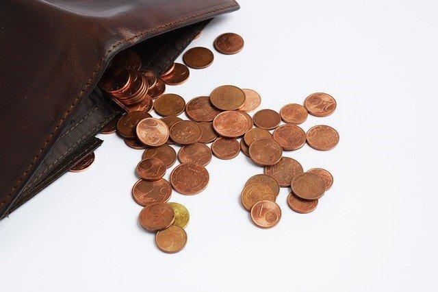wenig Einkommen