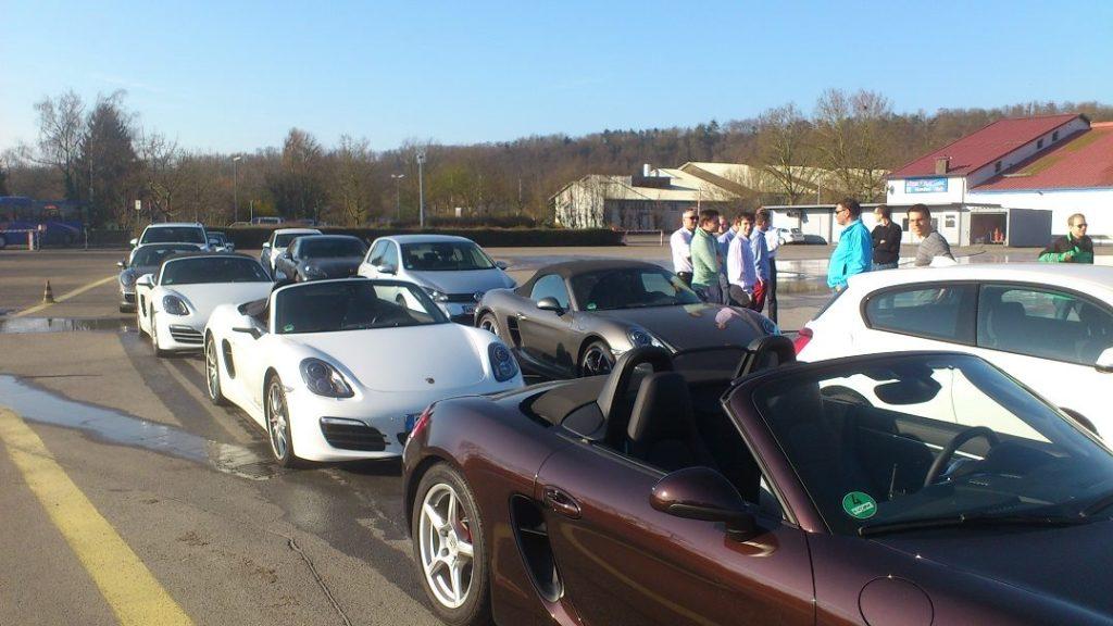 Porsche und Investments