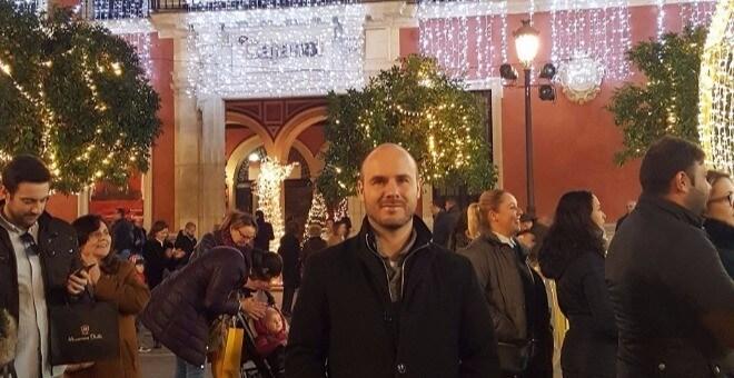 Zinshaus zu Weihnachten