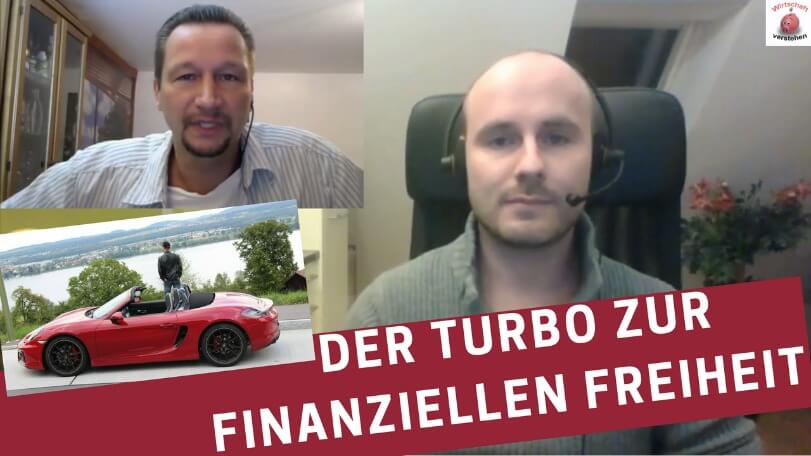 Turbo zur finanziellen Freiheit