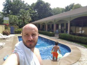 Hotelpool Guanacaste