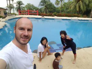 Hotelpool Montezuma