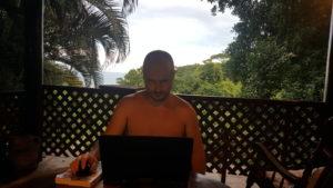 Vorbereitung für ein Skype Coaching
