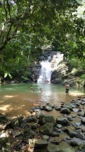 Wasserfall Pozo Azul