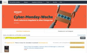Affiliate Marketing vermietertagebuch