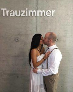 Alexander und Sara Raue Hochzeit