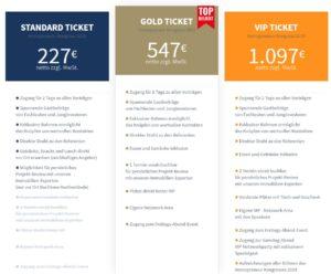 Tickets Immopreneur Kongress 2019