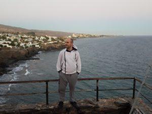 Ausblick auf unsere Bucht