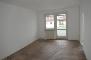Fehlender Boden 2. OG links Wohnzimmer