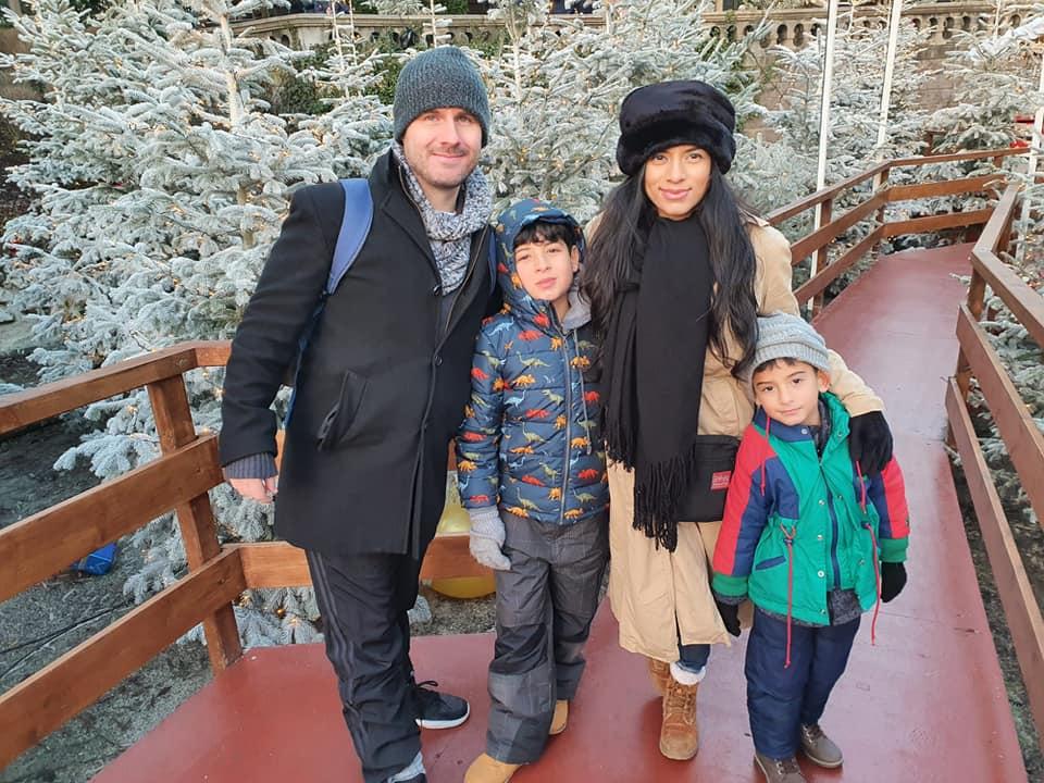 Europapark mit der Familie