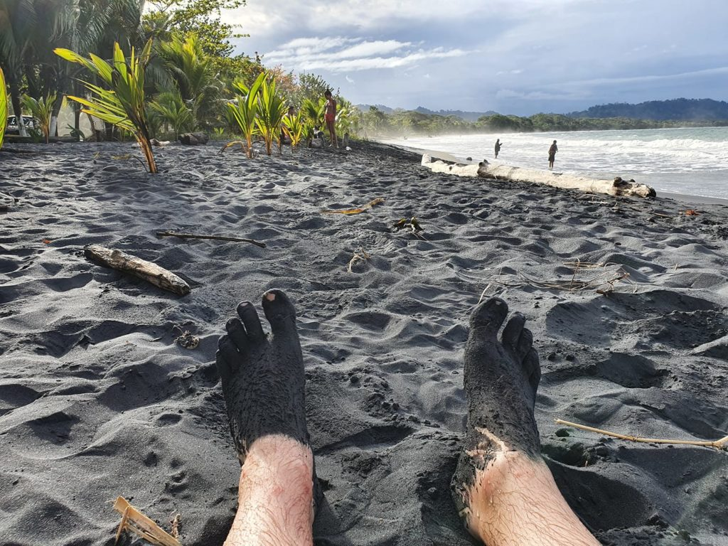 Playa Negra in Costa Rica