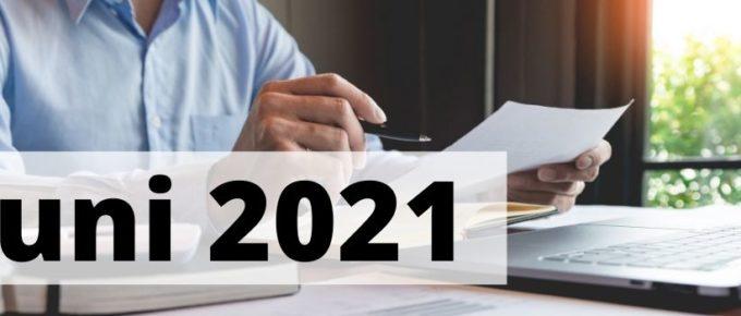 Juni Cashflow 2021